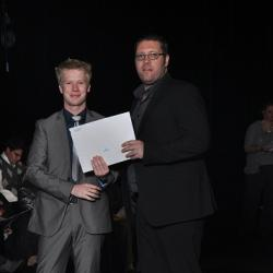 First placed Master's: Mr H Bezuidenhout